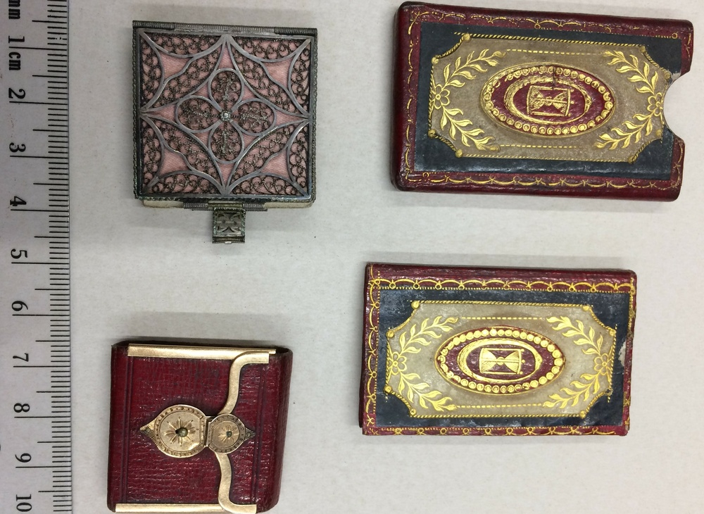 A Wonderful Addition to the Stationers' Collection of Miniature Almanacs