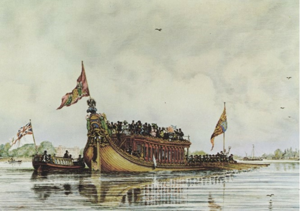 The Stationers' Company's Barge