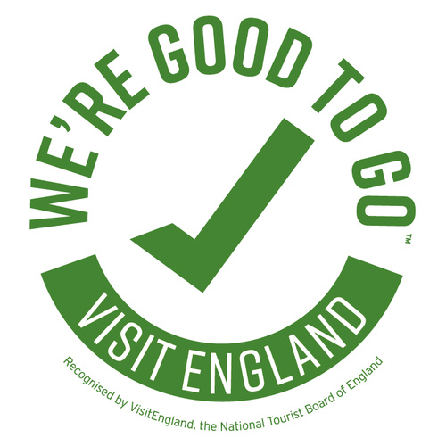 "Stationers' Hall  gets its ""Good to Go"" certificate"