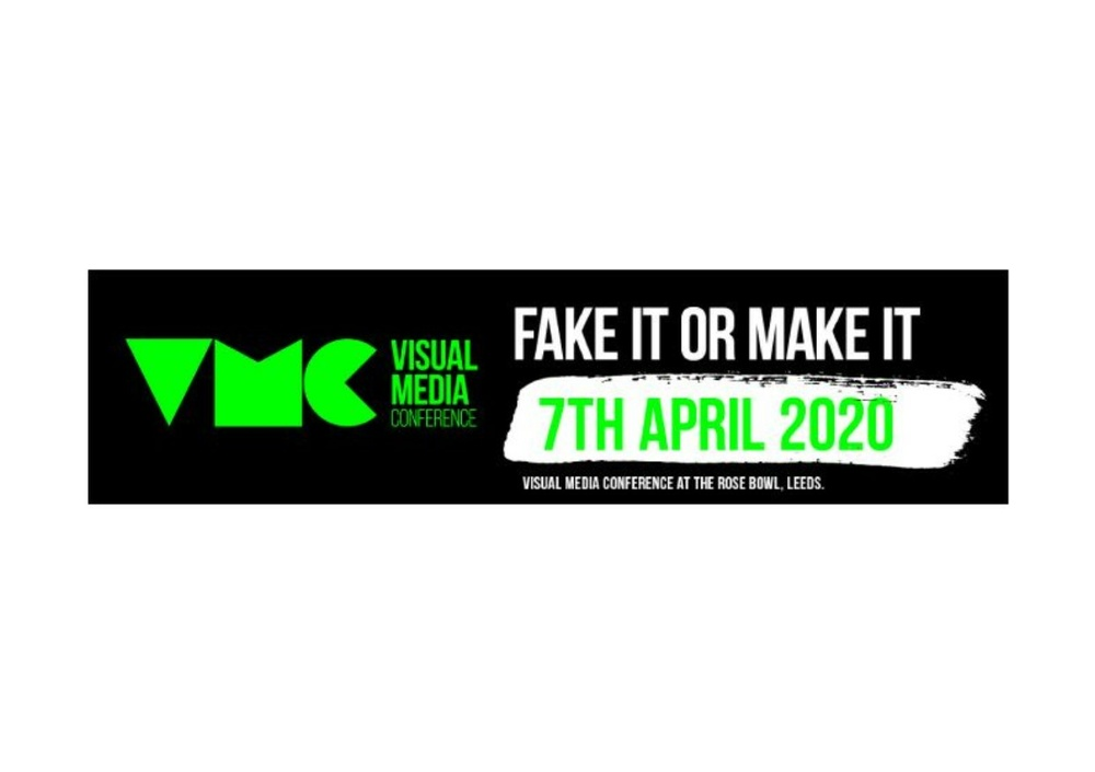 An invitation to   to the 7th Annual Visual Media Conference, 7 April 2020, Leeds